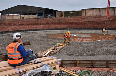 Ground Strength: Preparing the foundations for a renewable energy scheme in Devon
