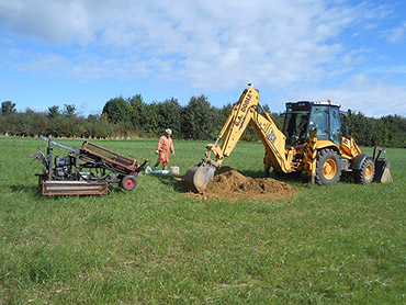 Geotechnical site investigation for an anaerobic digestion plant in Yeovil, Somerset